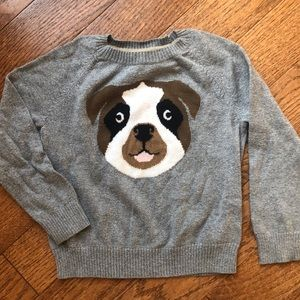 TUCKER and TATE toddler puppy sweater 🐶